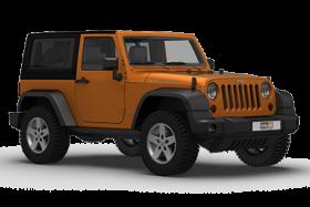 Jeep Wrangler (2011-2017)