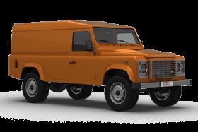Land Rover Defender 110 Hardtop (2007-2016)