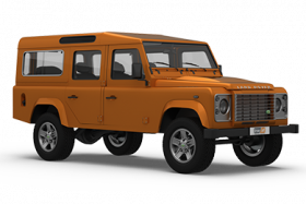 Land Rover Defender 110 Station Wagon (2007-2016)