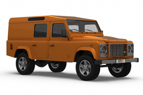 Land Rover Defender 110 Utility Station Wagon (2007-2016)