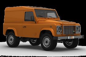 Land Rover Defender 90 Hardtop (2007-2016)