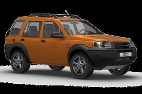 Land Rover Freelander 1 5 Door (1997-2004)
