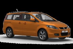 Mazda 5 (2005-2008)