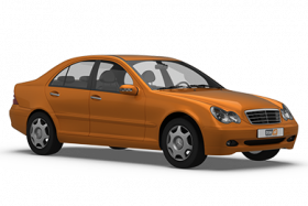 Mercedes Benz C-Class Sedan (2007-2011)