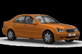 Mercedes Benz C-Class Sedan (2000-2007)