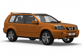 Nissan X-Trail (2000-2007)