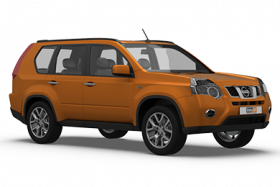 Nissan X-Trail (2007-2013)