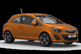 Opel Corsa 3 Door Hatchback (2006-2010)