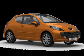 Peugeot 207 3 Door Hatchback (2006-2009)