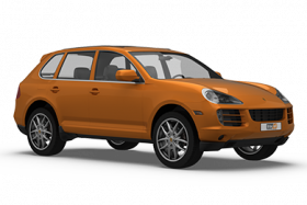 Porsche Cayenne (2007-2010)