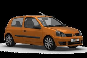 Renault Clio 3 Door Hatchback (2005-2009)