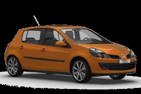 Renault Clio 5 Door Hatchback (2005-2009)