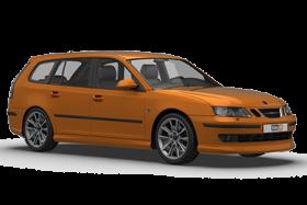 Saab 9-3 Sportcombi (2005-2008)