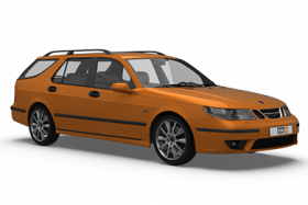 Saab 9-5 Station Wagon (1997-2005)