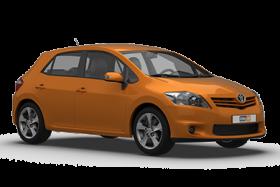 Toyota Auris 5 Door Hatchback (2006-2010)