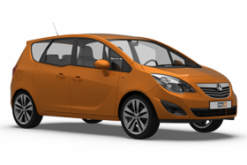 Vauxhall Meriva (2009-2014)