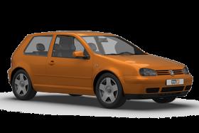 Volkswagen Golf 3 Door Hatchback (1997-2003)