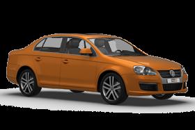 Volkswagen Jetta Sedan (2005-2011)