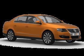 Volkswagen Passat Sedan (2005-2010)