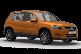 Volkswagen Tiguan (2007-2011)