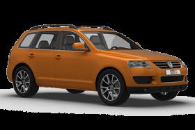 Volkswagen Touareg (2002-2007)