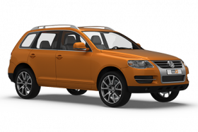 Volkswagen Touareg (2007-2010)