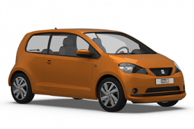 Seat Mii 3 Door Hatchback (2011-Current)