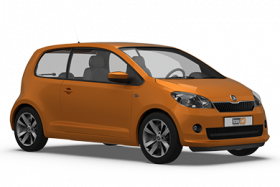 Skoda Citigo 3 Door Hatchback (2011-Current)