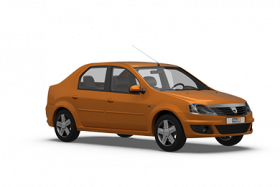 Dacia Logan (2004-2008)