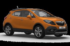 Vauxhall Mokka (2012-2016)