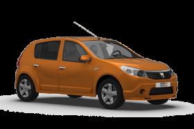 Dacia Sandero 5 Door Hatchback (2007-2012)