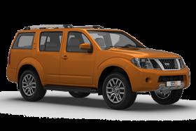Nissan Pathfinder (2004-2008)