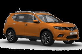 Nissan Rogue (2013-2016)