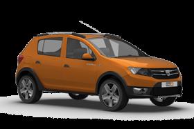 Dacia Sandero Stepway (2012-2016)