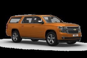 Chevrolet Suburban (2013-Current)