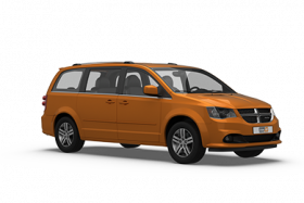 Dodge Grand Caravan (2007-Current)