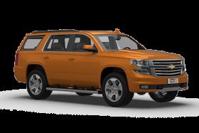 Chevrolet Tahoe (2014-Current)