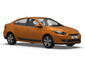 Renault Fluence (2009-2012)