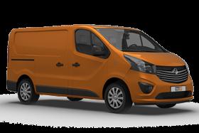 Vauxhall Vivaro (2014-Current)