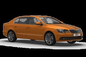 Skoda Superb Hatchback (2013-2015)