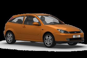 Ford Focus 3 Door Hatchback (1998-2001)