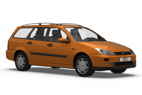 Ford Focus Station Wagon (1998-2001)