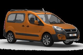 Peugeot Partner Tepee (2012-2015)
