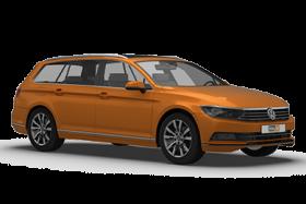 Volkswagen Passat Station Wagon (2014-Current)