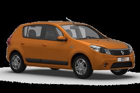 Renault Sandero 5 Door Hatchback (2007-2012)