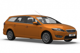 Ford Mondeo Station Wagon (2007-2010)