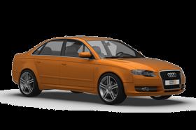 Audi A4 Sedan (2004-2007)