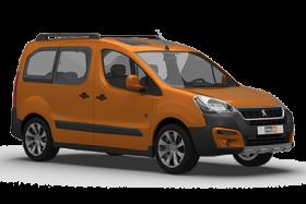 Peugeot Partner Tepee (2015-Current)