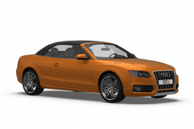 Audi S5 Cabriolet (2010-2011)