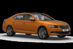 Skoda Superb Hatchback (2015-Current)
